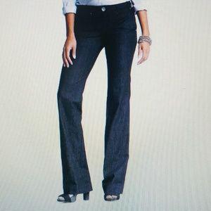 NWT Banana Republic Wide Leg Trouser Jeans
